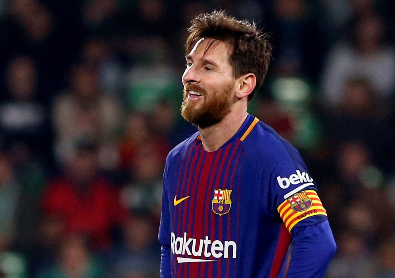 �� Ernesto Valverde on Leo #Messi: 'He is the best there is and there has been.' ���� #ForçaBarça https://t.co/kAZg2Bka1H