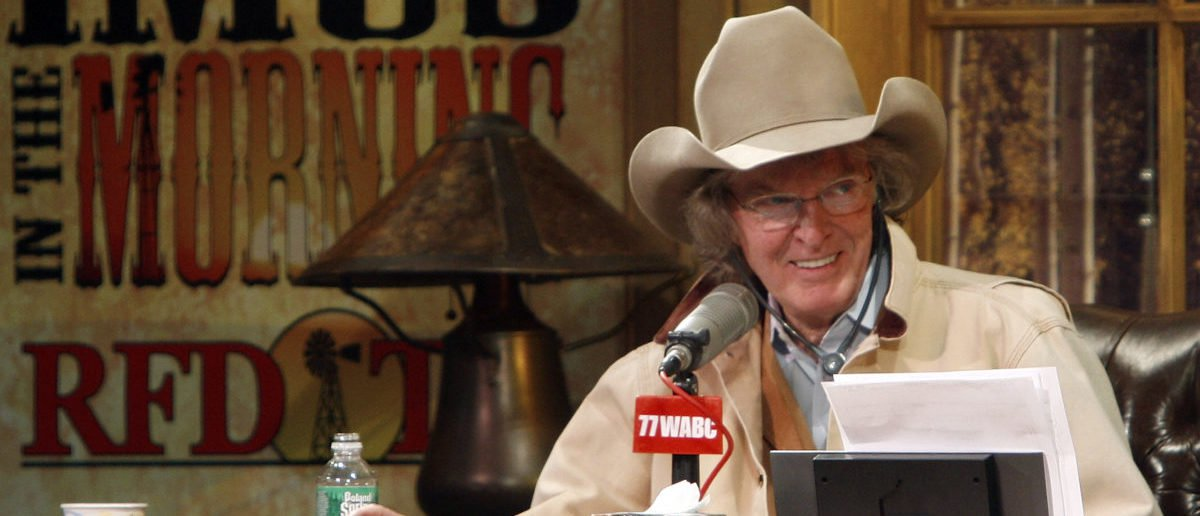 Don Imus Calls It Quits After Almost 50 Years In Radio https://t.co/lU4KKB504M https://t.co/3rqKwMlJ57