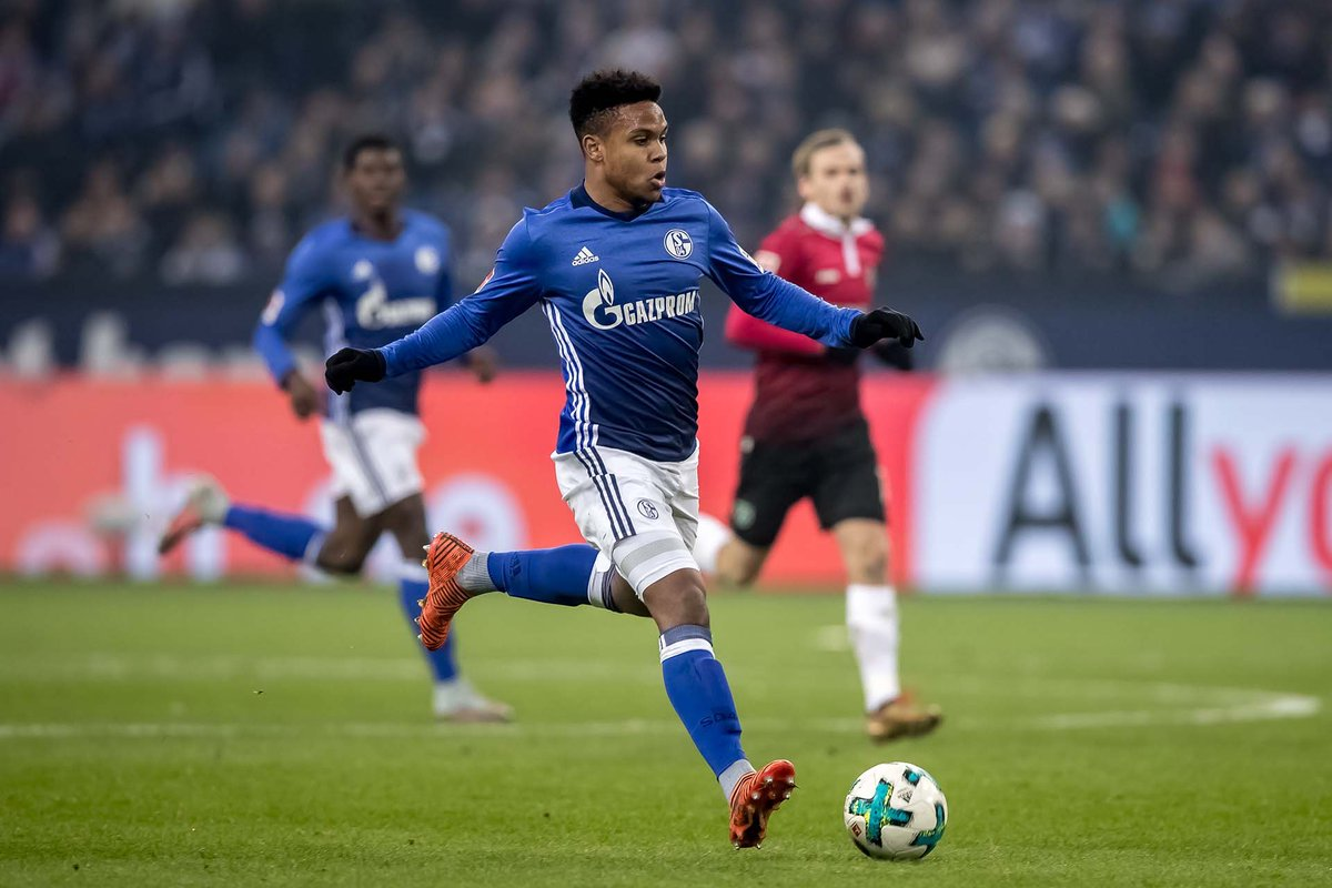 🤕 @WMckennie suffered a partial rupture to the medial collateral ligament in his right knee during #S04H96. He will be out for around 6 weeks. Get well soon, Weston! #s04 https://t.co/3uU4Is21t2