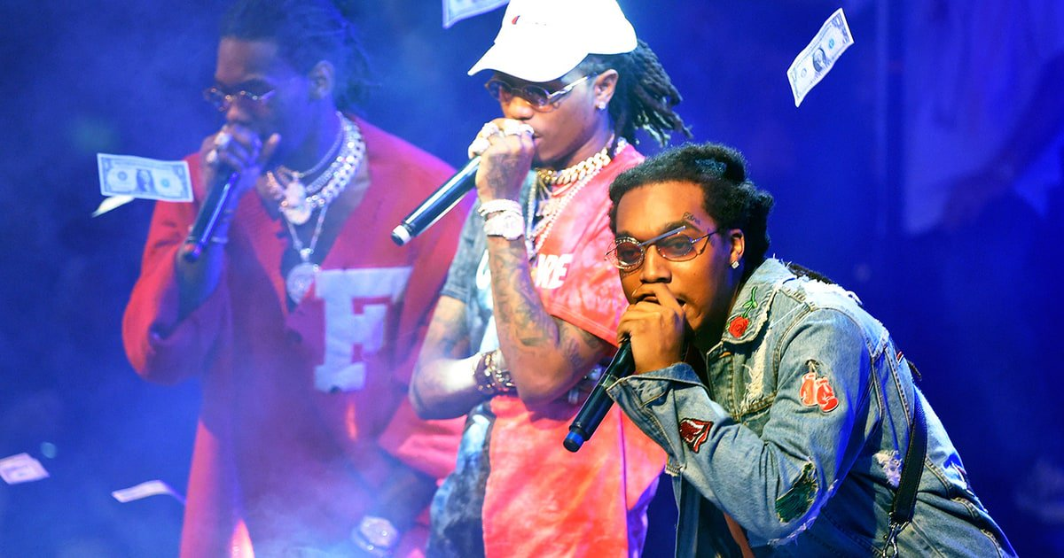 Hear Migos' synth-fueled new song 'Supastars' from their upcoming LP, 'Culture II' https://t.co/2HNQkPS2Qm https://t.co/XEhkUliq59