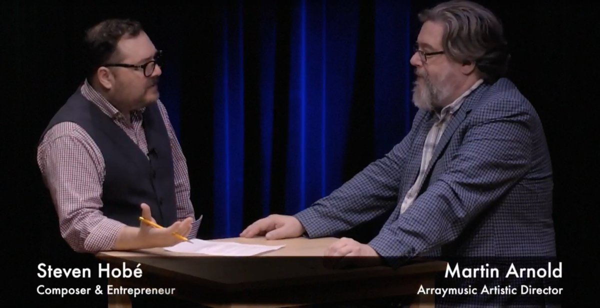 test Twitter Media - RT @ArrayTO: What is Rat-drifting? Arraymusic's Artistic Director, Martin Arnold explains. https://t.co/fvG9ouJ30G https://t.co/JMUfzWgldR