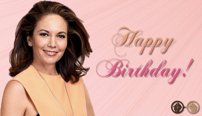 Happy birthday, Diane Lane! The talented actress who plays the DCEU\s Martha Kent turns 53 today!