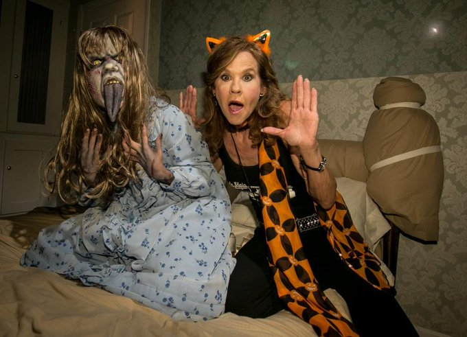 Happy Birthday to Linda Blair who turns 58 today!