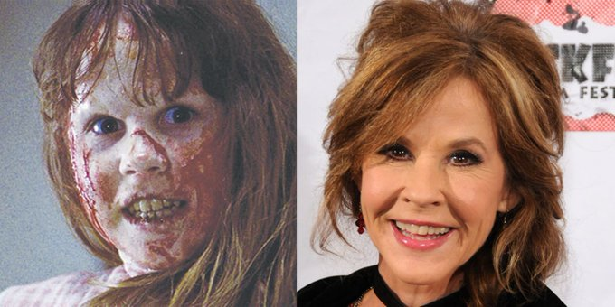 A very Happy Birthday to Linda Blair! An icon who was an incredible part of the timeless classic The Exorcist!