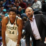 Giannis called Jason Kidd 15 minutes before he was...