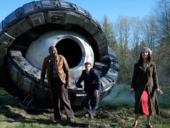 Timeless sets Season 2 premiere date on NBC