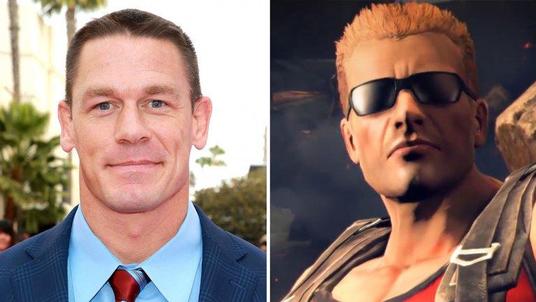 John Cena in talks to star in 'Duke Nukem'