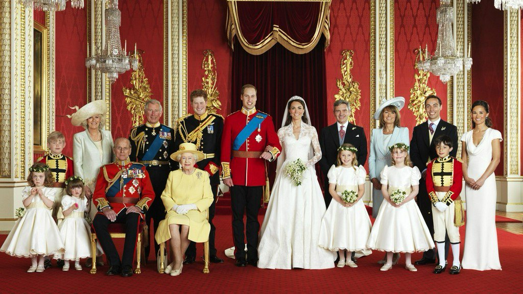 There will be another royal wedding this year