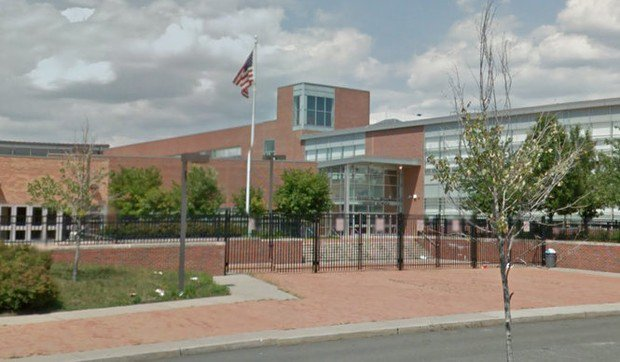 Jersey City middle school evacuated after bathroom fire