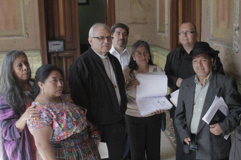 Piden desconocer a diputados de Quetzaltenango que participaron en Pacto de Corruptos