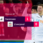 RT : ☝️ big win for Swansea #SWALIV...