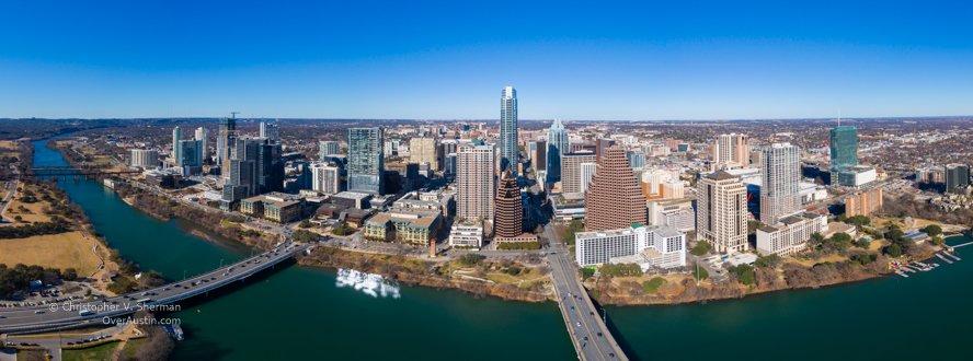 RT @overatx: Today's Austin skyline.  https://t.co/LVVAsdX5AQ https://t.co/Do5yd9y5ia