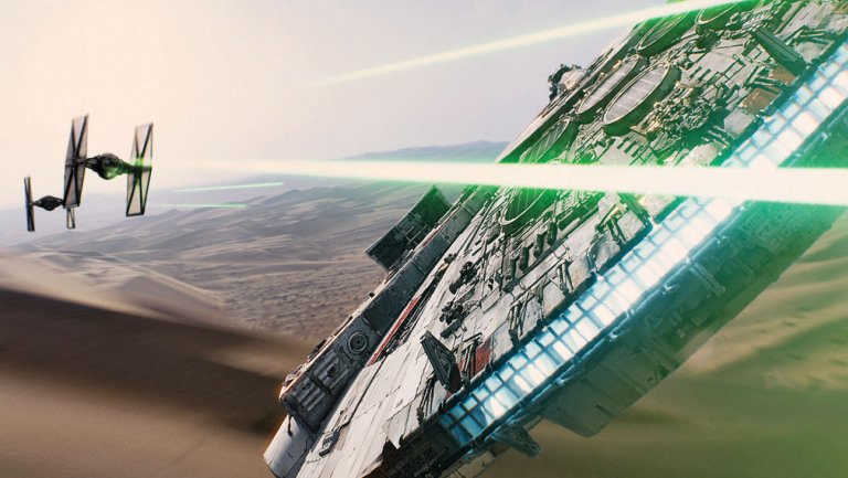 Solo is the most under wraps @StarWars movie yet