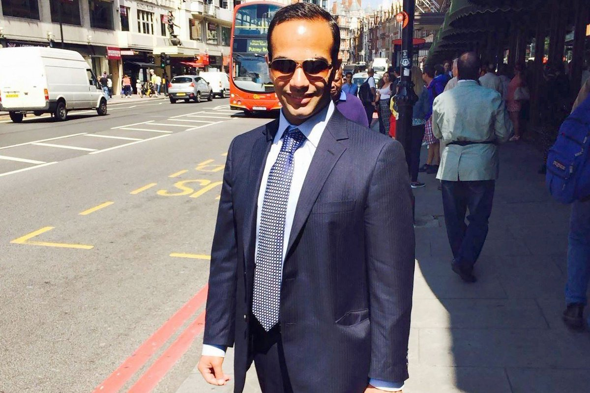 George Papadopoulos is the 'John Dean' of the Russia investigation, his fiancee says https://t.co/5kzJbJapnr - WaPo https://t.co/TfemYkD2uJ