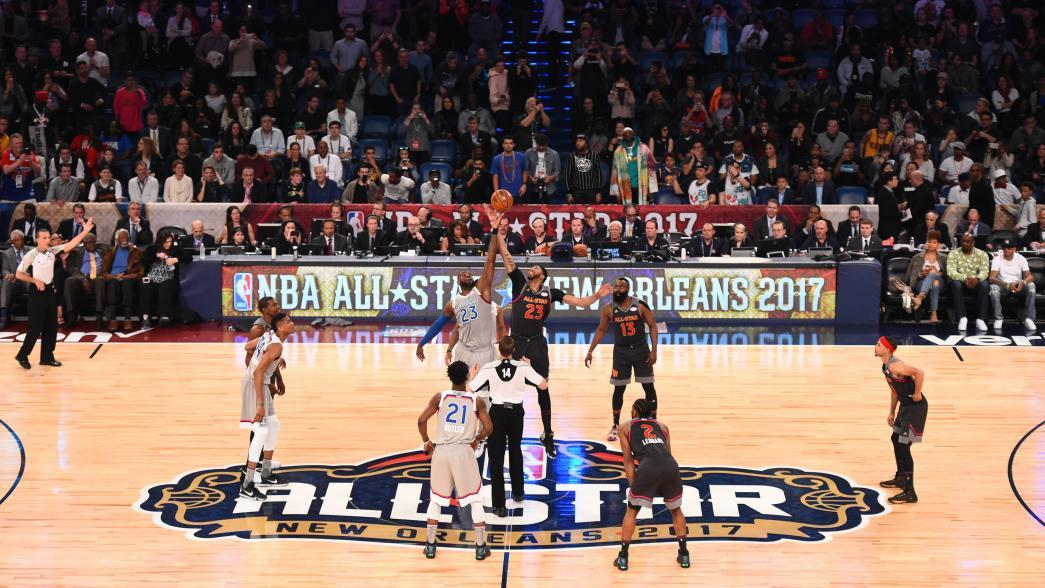 67th NBA All-Star Game Click link to view and comment https://t.co/QOIiUs9qy1 https://t.co/kz70SC7s27