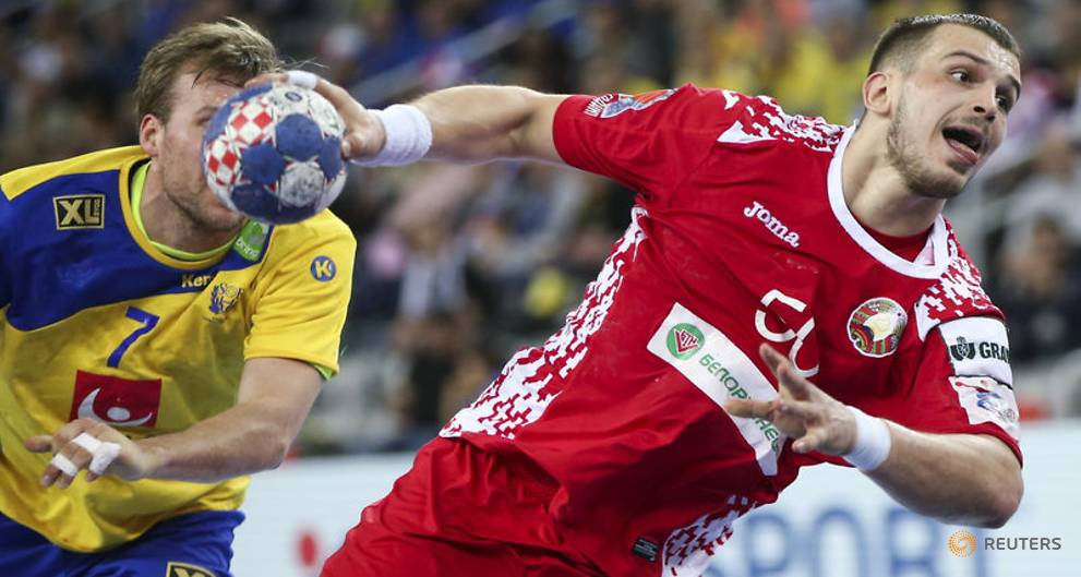Goals galore as France and Sweden close in on Euro semis