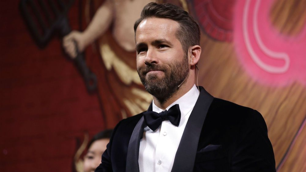 Ryan Reynolds (@VancityReynolds) signs first-look deal at Fox with 'Clue' movie in the works