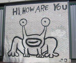 #HiHowAreYou