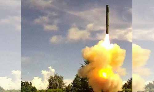 India To Extend Range Of BrahMos Missile To 800 Km, Test The New Variant By Year-End  https://t.co/q5cvqMH28u https://t.co/qe6mlnlgSY