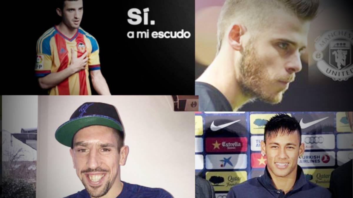 Los otros Kepas del Madrid: Neymar, Ribéry, Gayà, De Gea... https://t.co/ngFmbQbahA