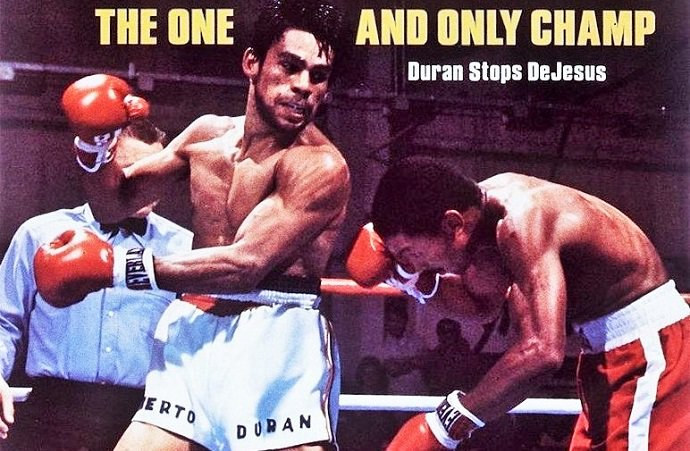 Duran vs De Jesus III https://t.co/ky9zd3zliR #Boxiana #DonKing #allthebelts #boxing https://t.co/rlNisot5qP