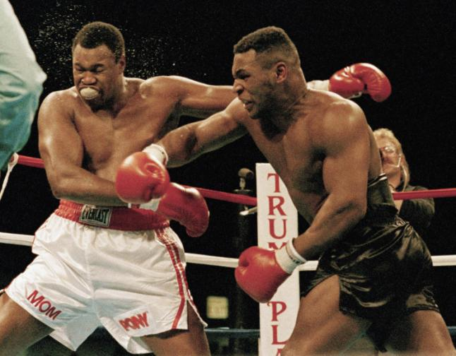 Jan. 22, 1988: Tyson vs Holmes https://t.co/3RiOrKgpim #Boxiana #CusDAmato #allthebelts #boxing https://t.co/UQt9czVKMZ