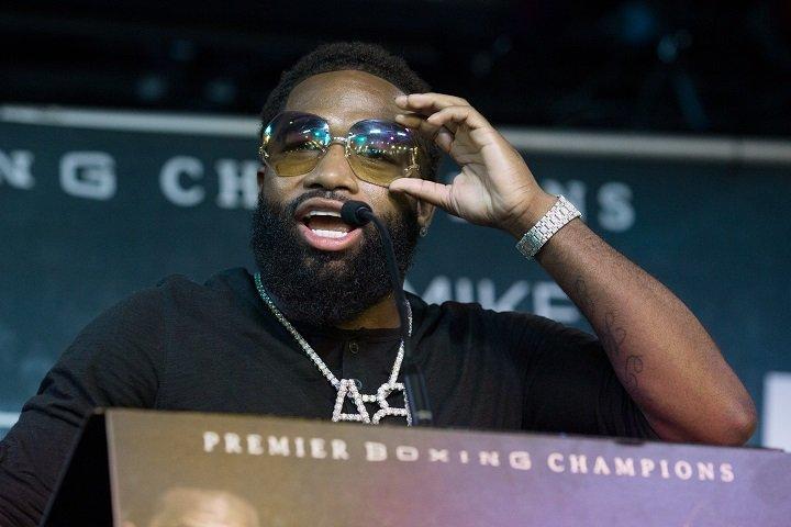 Porter talks Adrien Broner vs. Omar Figueroa https://t.co/Hm7uTTkphk #AdrienBroner #ShawnPorter #allthebelts #boxing https://t.co/rXIOD67dpl