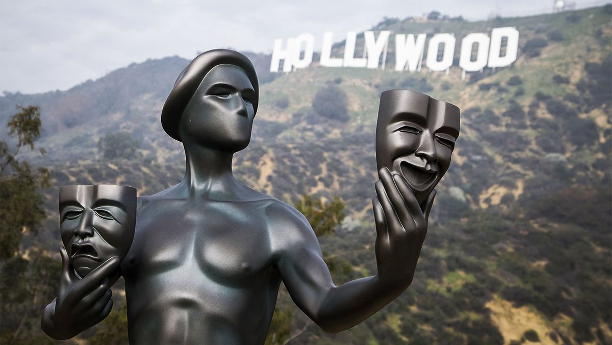 The journey of the SAGAwards statuette: From creation to the cast of