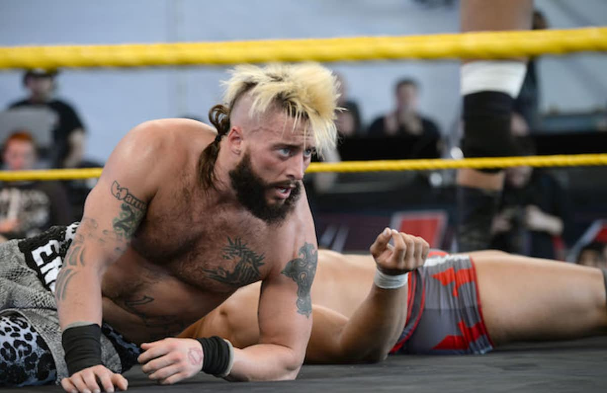 WWE suspends Enzo Amore following sexual assault allegations: https://t.co/DMpm1F2TUe https://t.co/vRoXZR76Sf