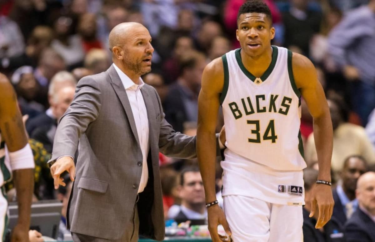 Giannis Antetokounmpo reportedly called Jason Kidd before his firing to help save his job. https://t.co/NfDFsb0kFm https://t.co/kAL9a0a2jt