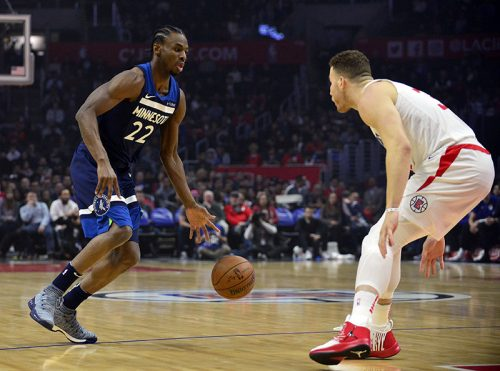 Clippers – Wolves : Andrew Wiggins (40 points) plus fort que Blake Griffin https://t.co/xmJL269Far https://t.co/HQVodSEgb8