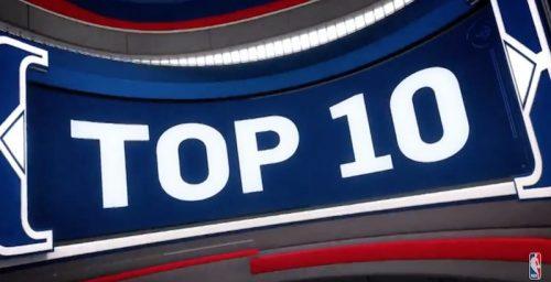 Le Top 10 de la nuit : du spectacle à tous les étages https://t.co/GO3PvpqKLa https://t.co/lojVjBsZ4n