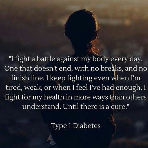 test Twitter Media - Just don't give up and fight, because you are a hero 💪 . . . #fight #don'tgiveup #diabetesplanet #diabetescure #type1 #type2 #diabetesawareness #strenght #insulindependent Photo from pinterest https://t.co/JU3qfiZgz9
