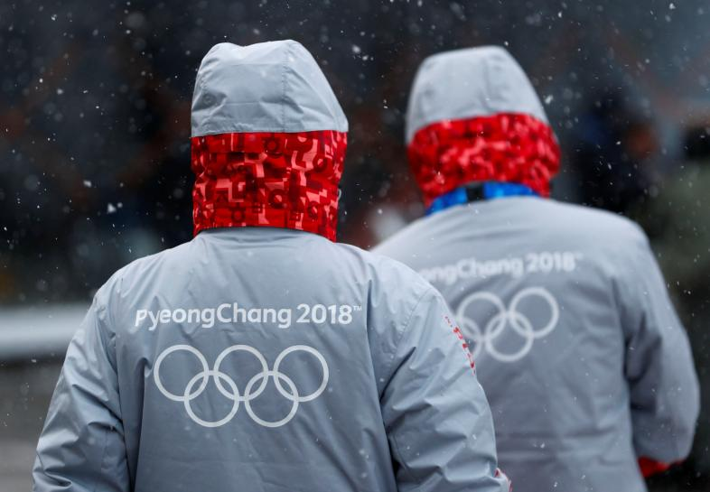 South Korea government rejects 'Pyongyang Olympics' criticism