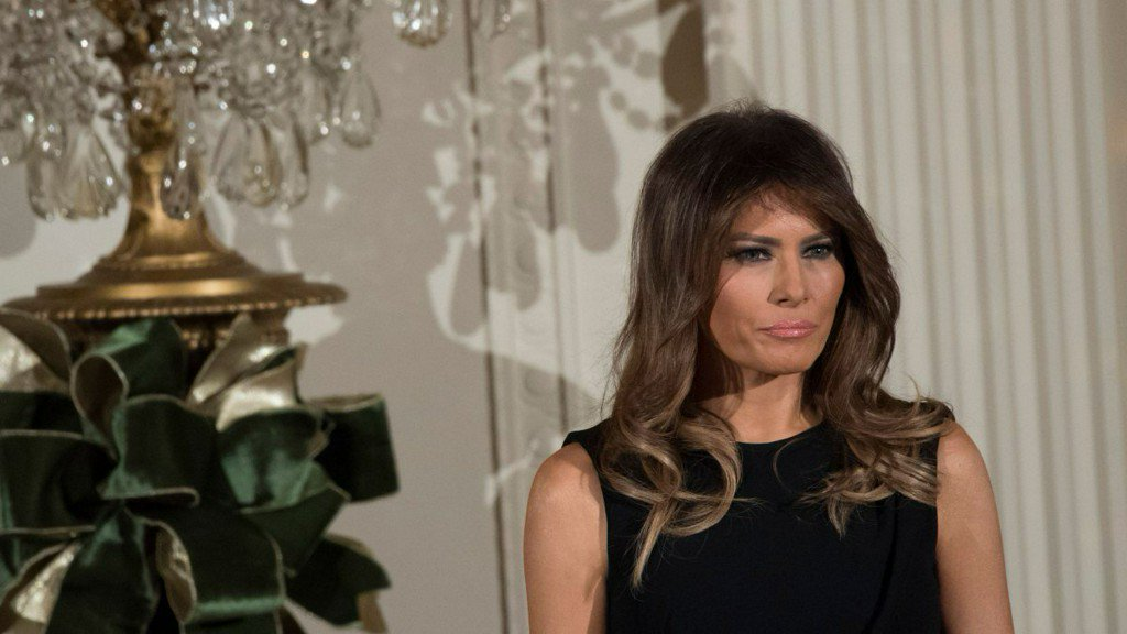 Melania Trump Will No Longer Join President on Trip to Davos for World Economic Forum https://t.co/CfQ9wIjxbh https://t.co/ERrnJcGay4