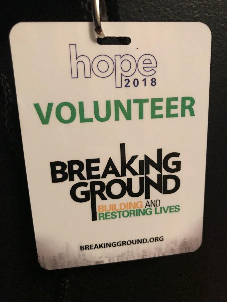 #hope2018