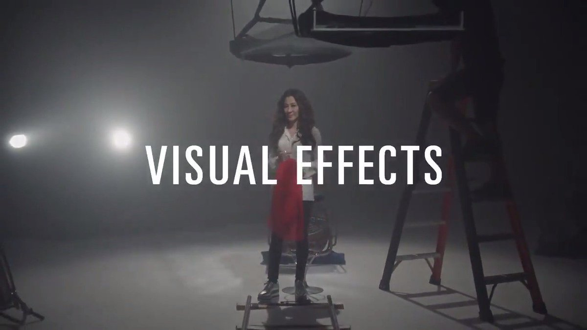 RT @TheAcademy: An introduction to Visual Effects, with Michelle Yeoh. #Oscars #OscarNoms https://t.co/Xmw8eI0FoK