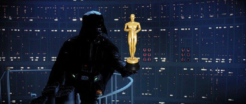 RT @Darth_VaderNo1: Greatest Villain of all time nomination.   #Oscars #Oscars2018 #OscarNoms  #StarWars https://t.co/qEiVoArlIz