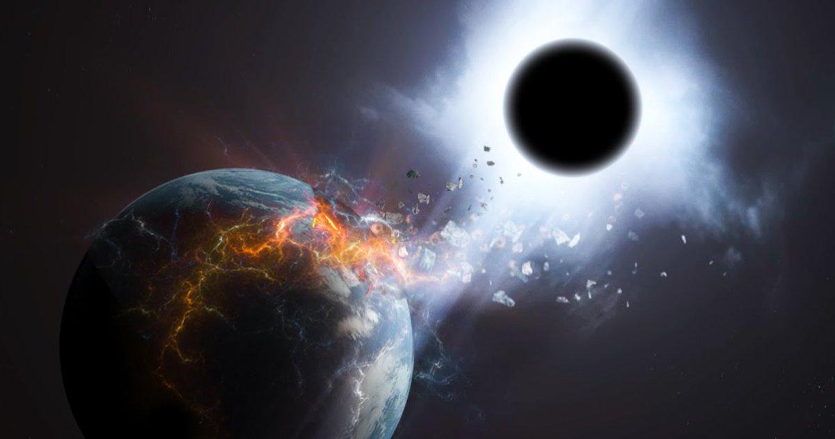 RT @AntonioParis: A black hole near Earth would basically mean you can take tomorrow off. https://t.co/PXAQ8A5TUt