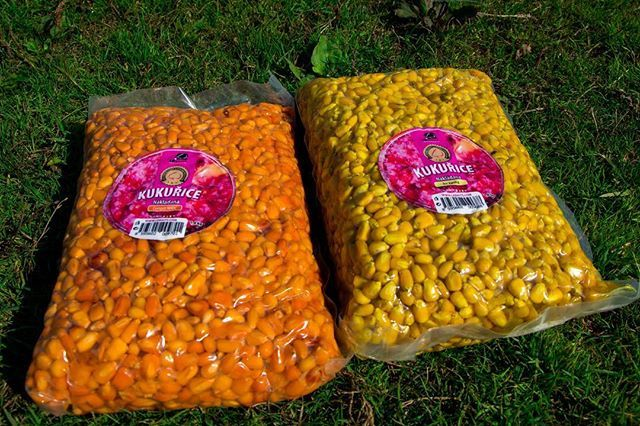 Just grab and go 👍 #lkbaits #<b>Ready</b>made #corn #carpfishing #fishing #angling #karpfenangeln