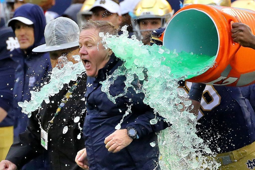 #ND #FightingIrish https://t.co/ebcL8TCNUv Notre Dame Football: Brian Kelly Is Rumored To Have Interviewed With The Chicago Bears https://t.co/SOZZMbeCZe