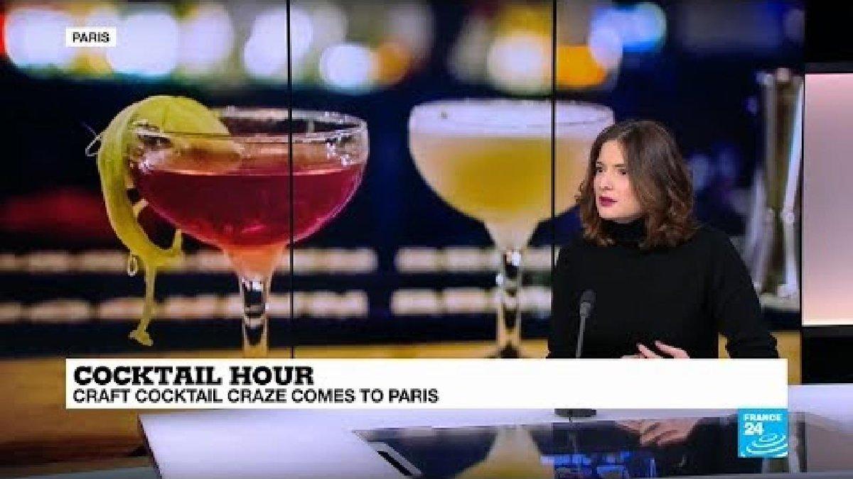 ?? France: Paris cocktail Week in full swing!