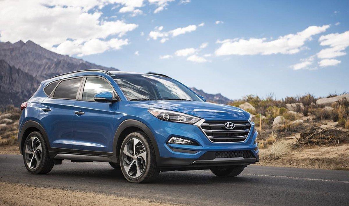 Always up for a little adventure. #Hyundai #HyundaiMEA #Cars #Lifestyle #Tucson https: ...