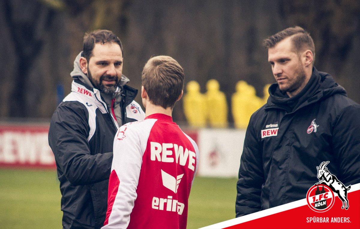 RT @fckoeln: Die Vorbereitungen auf das Heimspiel gegen Augsburg laufen. 💪 #effzeh #durchetFüer #KOEFCA https://t.co/embdgjmLaH