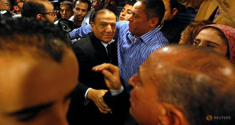 Egypt army says ex-military chief's presidential bid is incitement