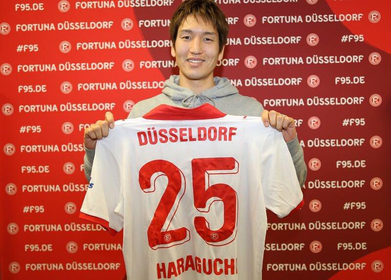 RT @F95_jp: フォルトゥナ・デュッセルドルフがHertha BSC から #原口元気 @Haragen24 をレンタルで獲得! 契約は2018年06月30日までで、背番号は25番に決定! #95_jp https://t.co/2CigGbe4Xp