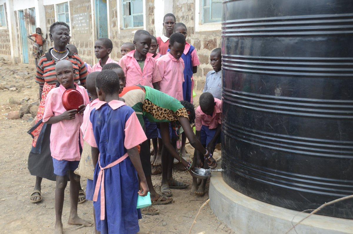 Schools in Tiaty face closure due to severe water shortage