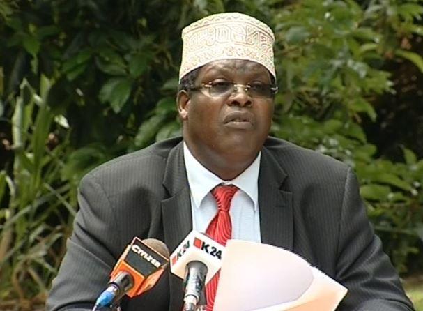 Miguna Miguna- There will be a swearing-in, NRM has no reverse gear