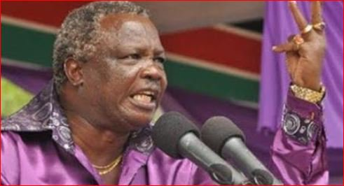 COTU Secretary General Francis Atwoli's message to Raila and Uhuru