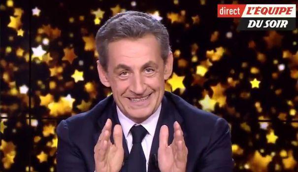 """VIDÉO. """"Écoute-moi bien"""", Sarkozy remet Aulas en place sur le PSG"""